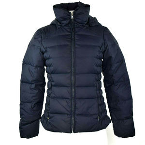 Covington Winter Womens Down Jacket Hooded Small